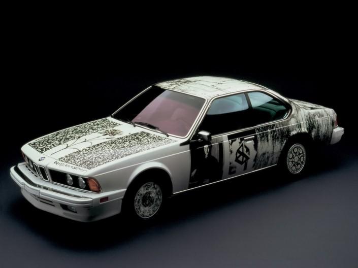 06-bmw-art-car-1986-635-csi-rauschenberg-02_1024x768  BMW Art Cars | Art Basel 06 bmw art car 1986 635 csi rauschenberg 02