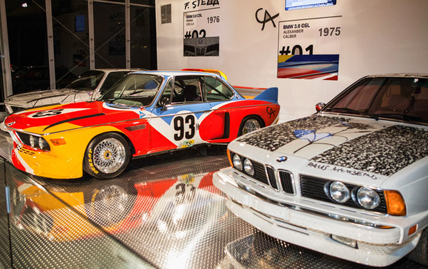 BMW Art Cars | Art Basel BMW Art Cars Basel 2 thumb 620x390 51936