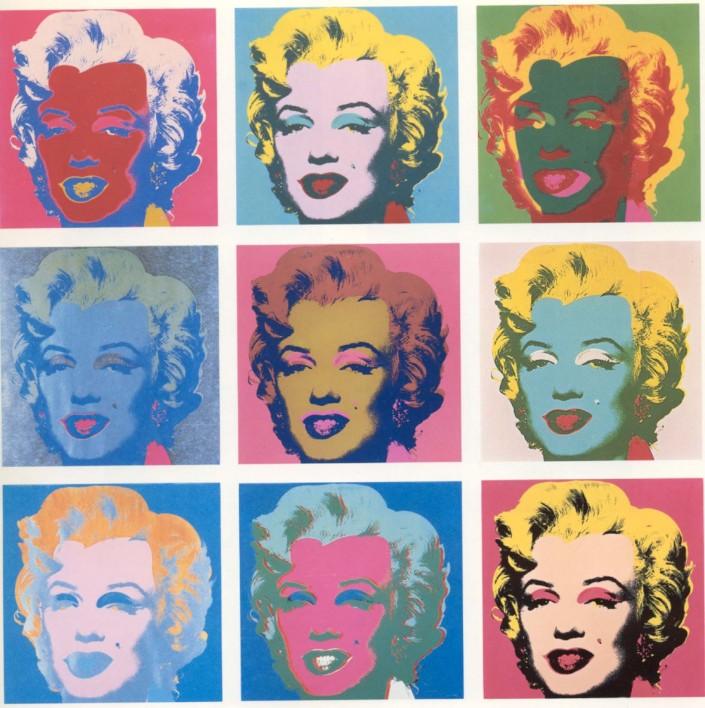andy warhol  Avant Gallery andy warhol 705x708