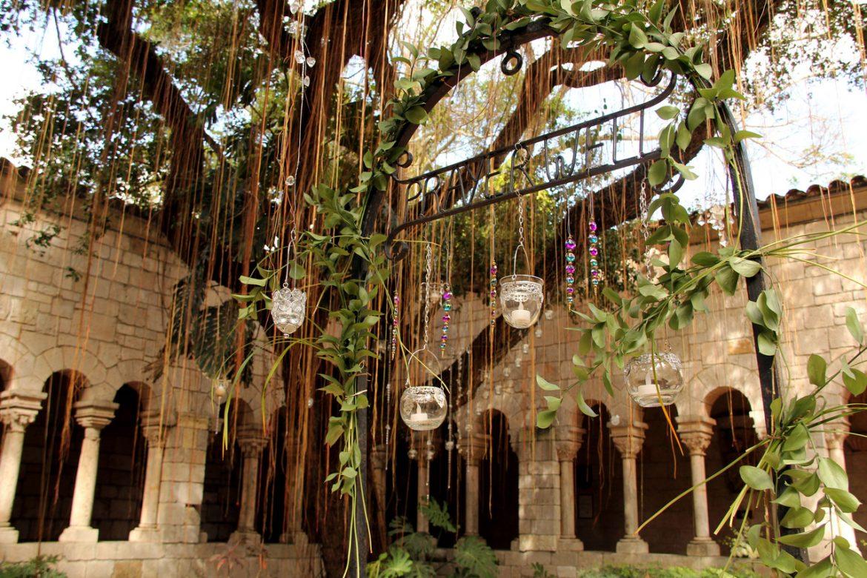Sp5 Ancient Spanish Monastery