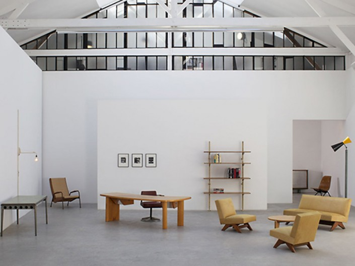Gallery Patrick Seguin  Kanye West Impromptu at Art Basel Gallery Patrick Seguin 705x528