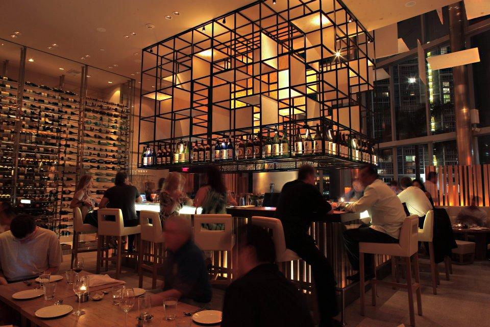 Zuma restaurant in miami design agenda