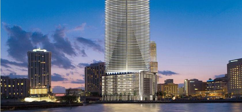 Epic Hotel | Miami Downtown Epic Hotel 840x390