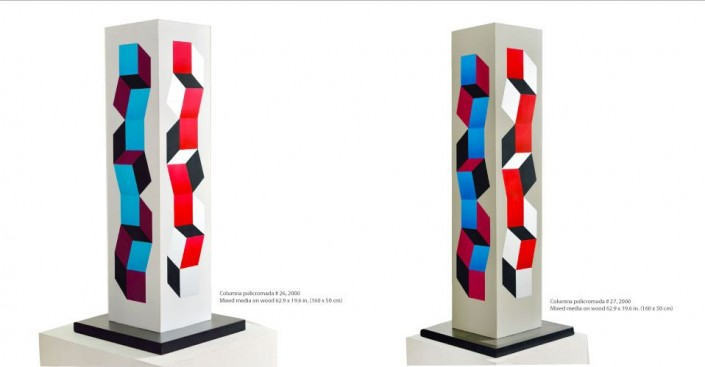 Mateo Manaure Columna  Durban Segnini Gallery | Miami Mateo Manaure Columna