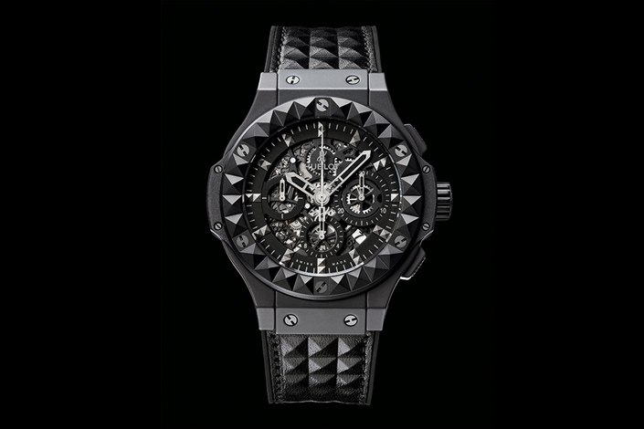 Hublot  Baselworld 2014 - Some of the best brands in show Hublot Big Bang Depeche Mode