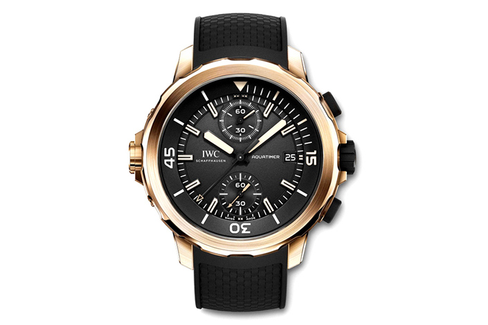 IWC  Baselworld 2014 – Some of the best brands in show IWC