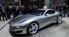 Luxury & Sport Car: Maserati Alfieri maserati alfieri1 238x130