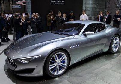 Luxury & Sport Car: Maserati Alfieri maserati alfieri1 404x282