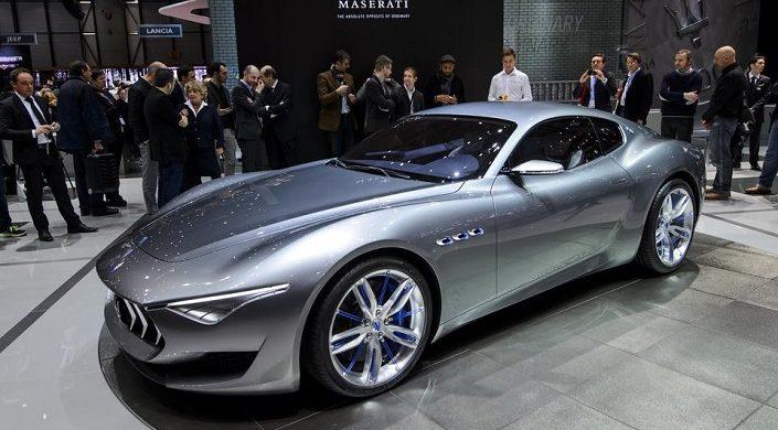 Luxury & Sport Car: Maserati Alfieri maserati alfieri1 705x390