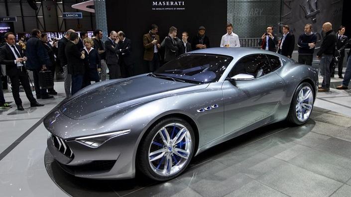 maserati-alfieri1  Luxury & Sport Car: Maserati Alfieri maserati alfieri1