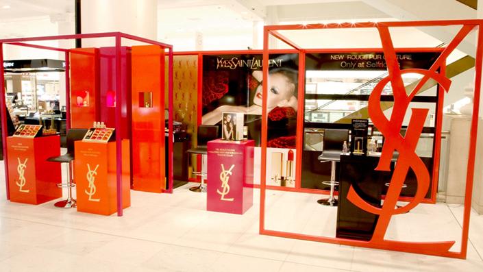 Miami Design store  Elemental design store 3 YSL 968 X 545PX