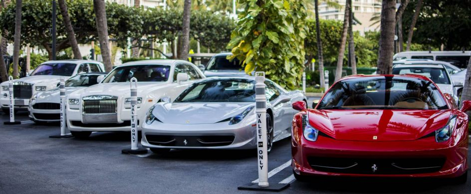 """""""The Best Designed Cars to show-off in Miami"""""""