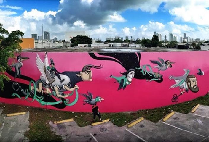 WYNNWOOD ART DISTRICT  DESIGN MIAMI & ART BASEL 2014 - a  Wynnwood Art District  Design Miami & Art Basel 2014 - A Must Go Place wynwood 16