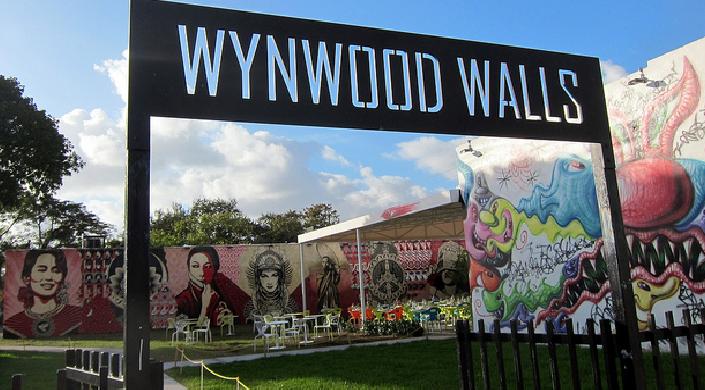 WYNNWOOD ART DISTRICT DESIGN MIAMI & ART BASEL 2014 - a  Wynnwood Art District  Design Miami & Art Basel 2014 – A Must Go Place wynwood 705x390