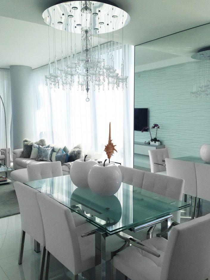 Miami Penthouse Spice Interior Design Miami Design Agenda