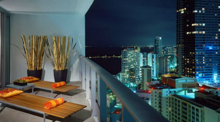 Miami Penthouse Spice Interior Design