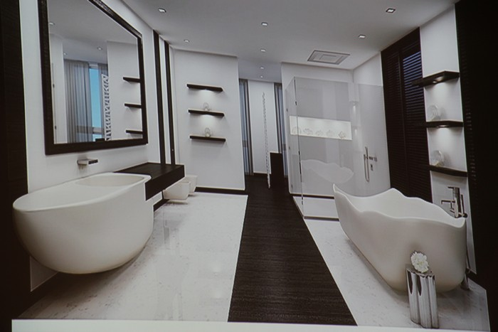 The Luxury Bathrooms of the 21st Century  The Luxury Bathrooms of the 21st Century IMG 5354