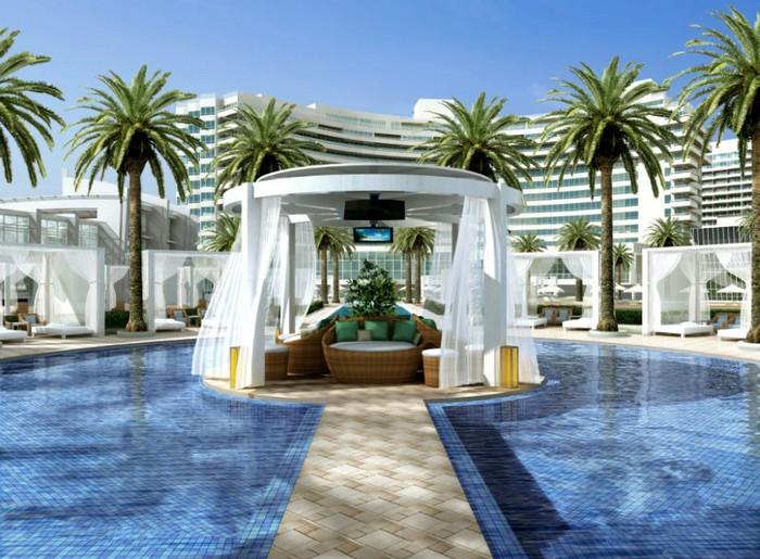 Best Hotels In Miami Fontainebleau Beach Design Agenda