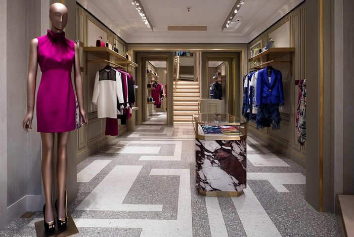 Emilio Pucci's New Boutique Makes a Swinging Impression