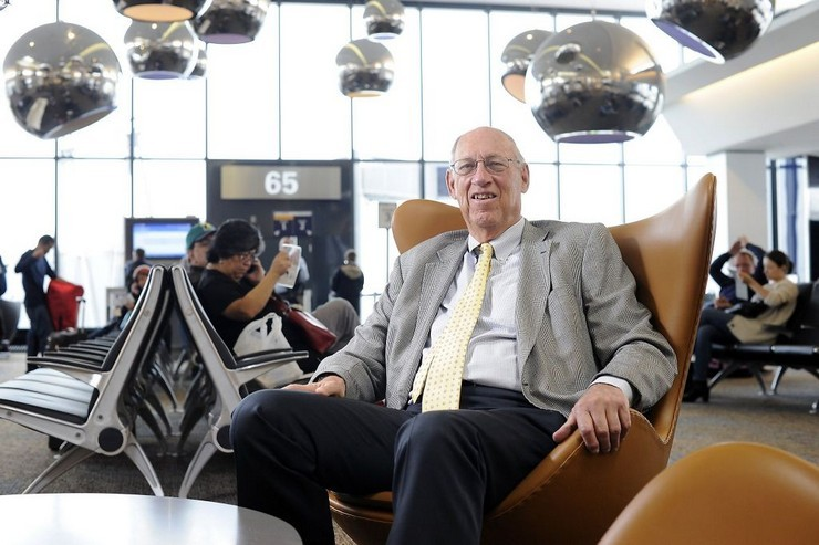 Arthur Gensler Inspirations - How is established his own architecture firm