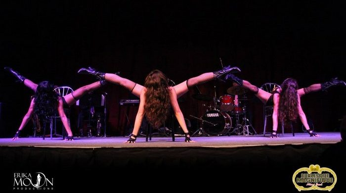Hot Event: BURLESQUE MAGNIFIQUE in South Miami Dade Cultural Art Center  Hot Event: BURLESQUE MAGNIFIQUE in South Miami Dade Cultural Art Center BURLESQUE MAGNIFIQUE 8 700x390