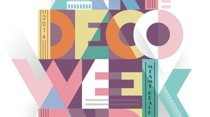 Miami Design Agenda: Art Deco Weekend Miami Beach