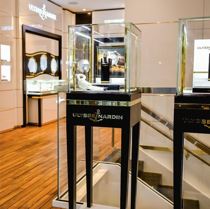 New Boutique in Miami Design District ulysse nardin Ulysse Nardin Opens a New Boutique in Miami Design District Ulysse Nardin Opens a New Boutique in Miami Design District 2