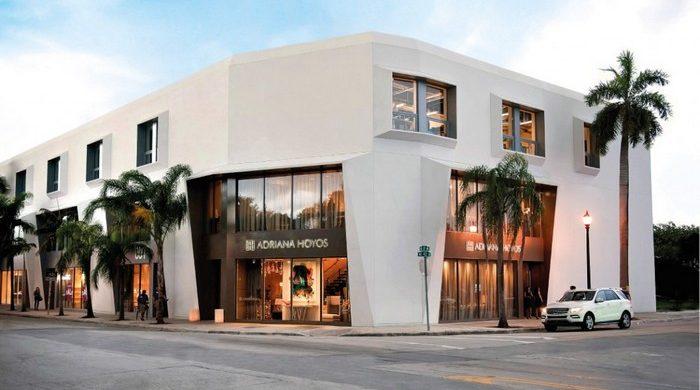 ADRIANA HOYOS Showroom – Shop in Miami Design District