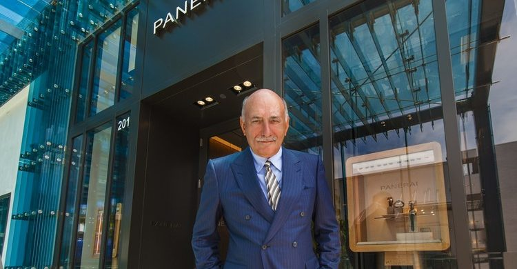 Panerai one of the most amazing Boutiques In Miami Design District