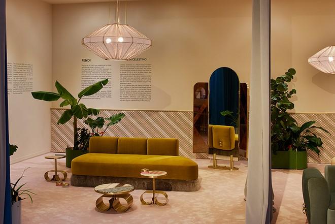 """fendi-the-happy-room-design-miami-designboom-06 DESIGN MIAMI 2016 FENDI'S """"THE HAPPY ROOM"""" AT DESIGN MIAMI 2016 fendi the happy room design miami designboom 06"""