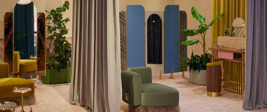 RETAIL DESIGN LUXURY BRAND FENDI SPOILS ITS VIP CLIENTS IN MIAMI