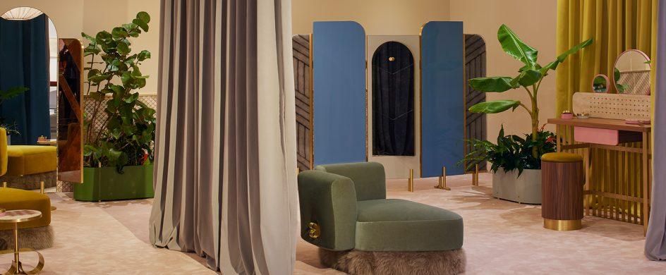 """DESIGN MIAMI 2016 FENDI'S """"THE HAPPY ROOM"""" AT DESIGN MIAMI 2016 fendi the happy room design miami designboom 1800 944x390"""