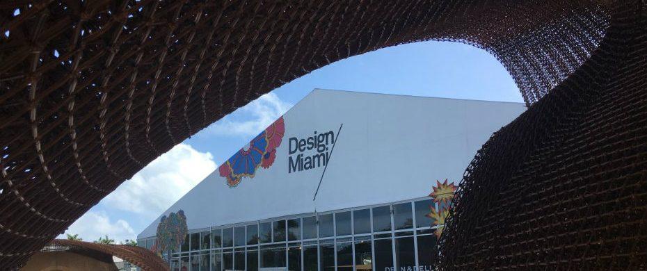 MIAMI DESIGN WEEK MIAMI DESIGN WEEK BUILDING A SUSTAINABLE FUTURE Design Miami entrance 930x390 930x390