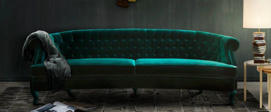 modern furniture trends 5 velvet sofa ideas miami design agenda