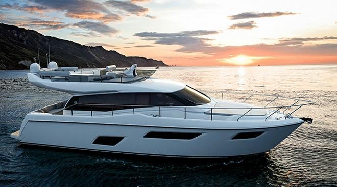 Yachts Miami Beach 2017 Yachts Miami Beach 2017 Ferretti Yachts 450 project