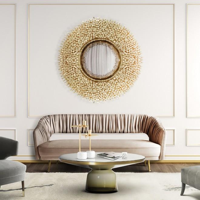 mirror design 10 SHIMMERING MIRROR DESIGN FOR LIVING ROOM boca