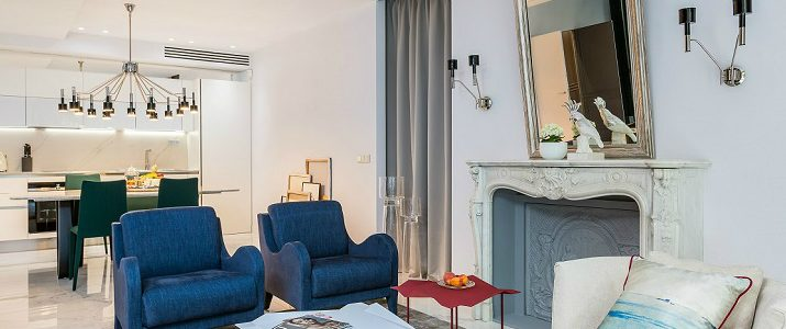 Belle Nouvelle Belle Nouvelle In a Modern and Eclectic Style Apartment in Paris feat 1 715x300 1