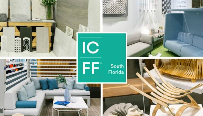 Exhibitors at ICFF South Florida 2018 You Should Visit