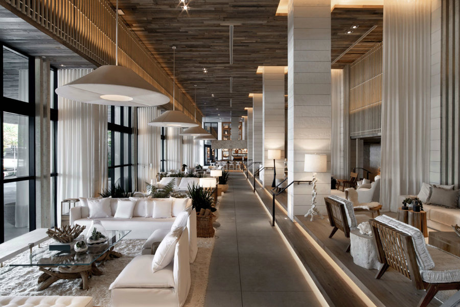 Miami's 10 Best Luxury Hotel Lobby Designs Luxury Hotel Lobby Designs Miami's 10 Best Luxury Hotel Lobby Designs 1Hotel