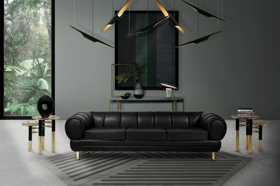 5 Black Leather Sofas: We Found What Your Living Room Was Missing! leather sofa 5 Black Leather Sofas ideal for your living room 5 Leather Sofas Or We Found What Your Living Room Was Missing 1 1024x681