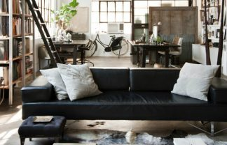vintage industrial home VINTAGE INDUSTRIAL HOME INSPIRATION YOU CAN TRY! DESTAQUE 1 324x208