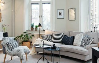 SCANDINAVIAN LIVING ROOM IDEAS Here are some Scandinavian living room ideas for your home DESTAQUE 11 324x208