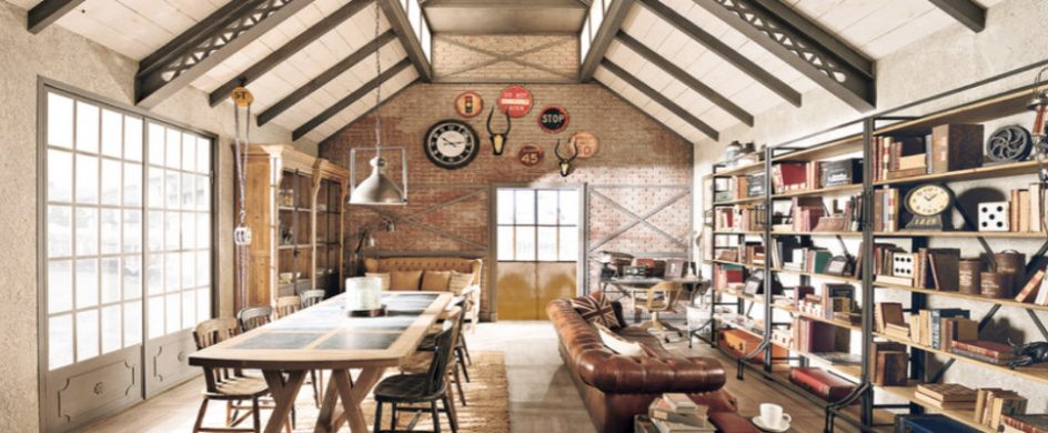 Industrial Design HERE ARE VINTAGE INDUSTRIAL DESIGN IDEAS FOR YOUR LOFT DESTAQUE 16 944x390
