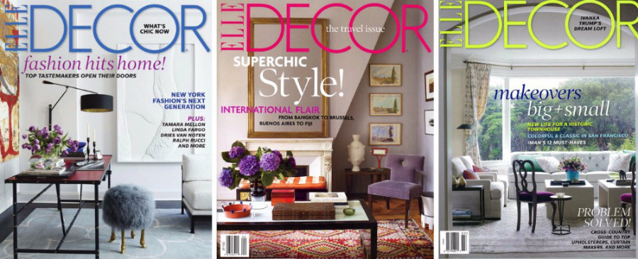 Know some of the best Interior Design Magazines Interior Design Magazines Know some of the best Interior Design Magazines Elle Decor Miami