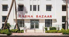 Faena Bazaar: A New Marketplace in Miami Beach