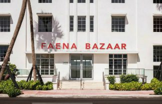 Faena Bazaar: A New Marketplace in Miami Beach