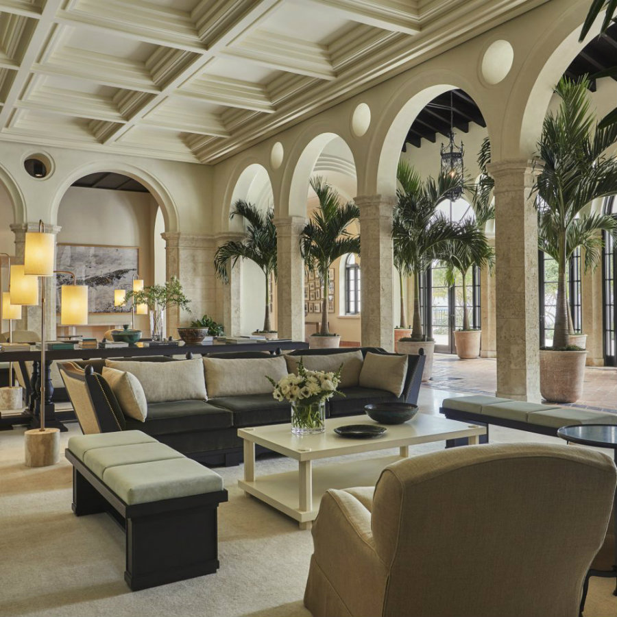 Miami's 10 Best Luxury Hotel Lobby Designs Luxury Hotel Lobby Designs Miami's 10 Best Luxury Hotel Lobby Designs FourSeasonsSURF