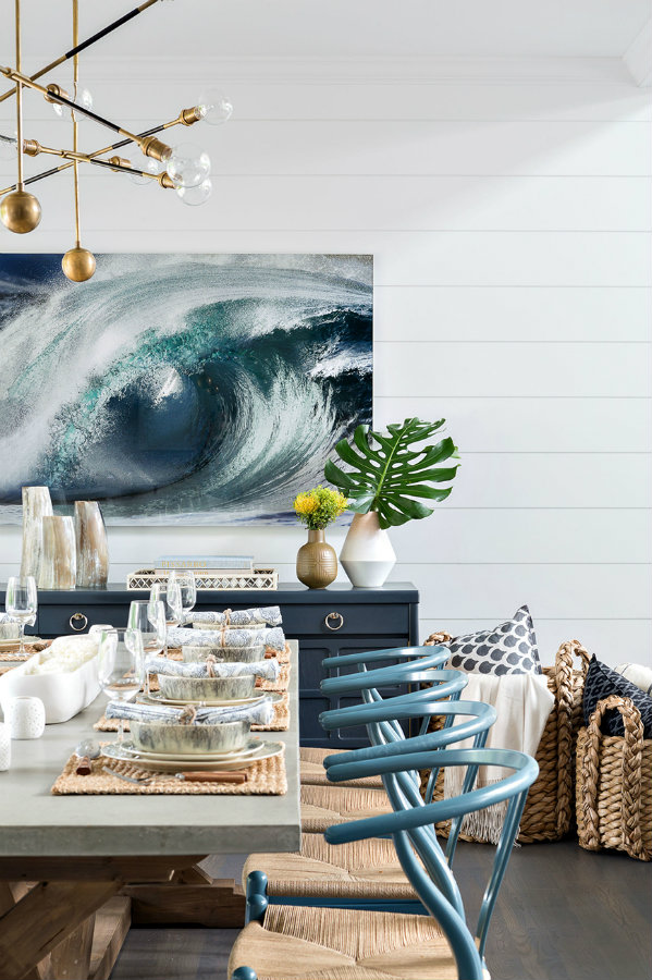 Blue dining rooms: how to apply the color to your dining room blue dining rooms Blue dining rooms: how to apply the color to your dining room IMG5 1