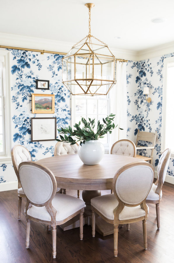 Blue dining rooms: how to apply the color to your dining room blue dining rooms Blue dining rooms: how to apply the color to your dining room IMG6 1