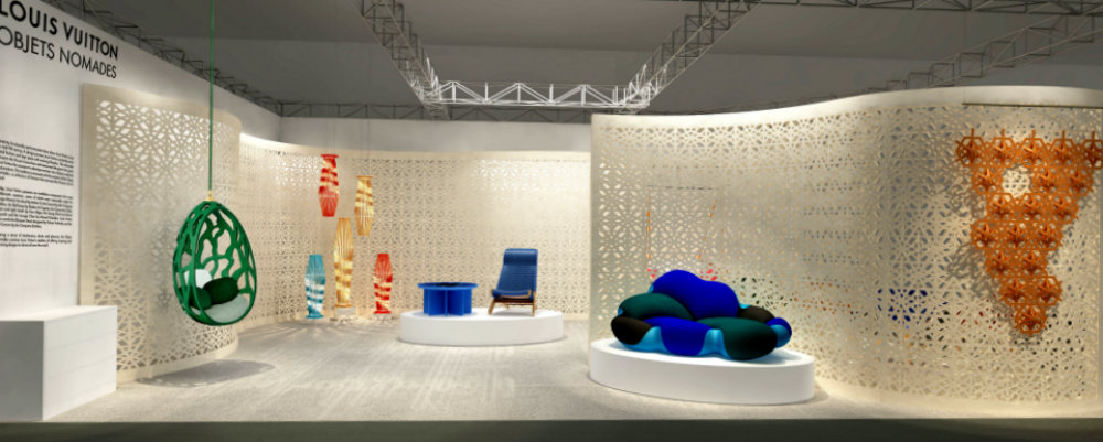 Louis Vuitton Furniture Collection Is, Louis Vuitton Furniture Designer